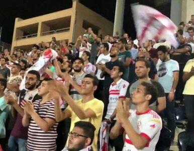 Przez trzy lata liga egipska grała na pustych stadionach. Zakaz...