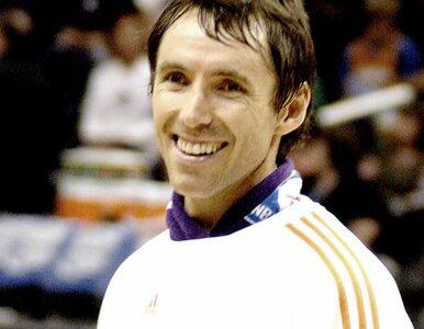 Steve Nash koszykarzem Los Angeles Lakers