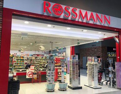 Wielka promocja w Rossmannie. Uwaga, to gigantyczne oszustwo