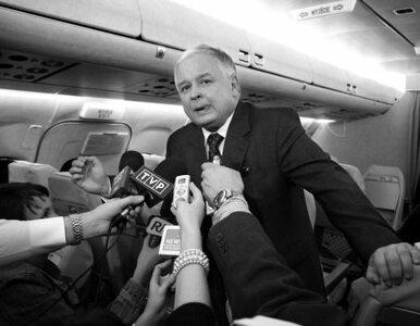 Ostatnie zdjęcie Lecha Kaczyńskiego. Prezes nigdy go nie dostanie?