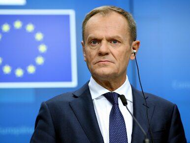 """Donald Tusk ostrzega Wielką Brytanię. """"UE jest przygotowana na każdy..."""