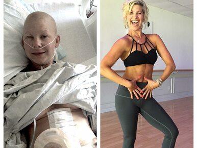 Dwukrotnie wygrała walkę z rakiem. Teraz chce być inspiracją dla innych...