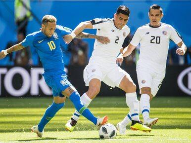Męki w meczu Brazylii, rozstrzygnięcie przyszło w końcówce. Neymar...