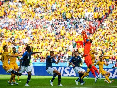 Historyczny moment na mundialu. Gol dla Francuzów po zastosowaniu...