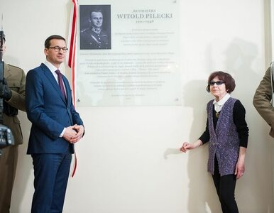 Uroczystość nadania Sali Obrazowej imienia rotmistrza Witolda...