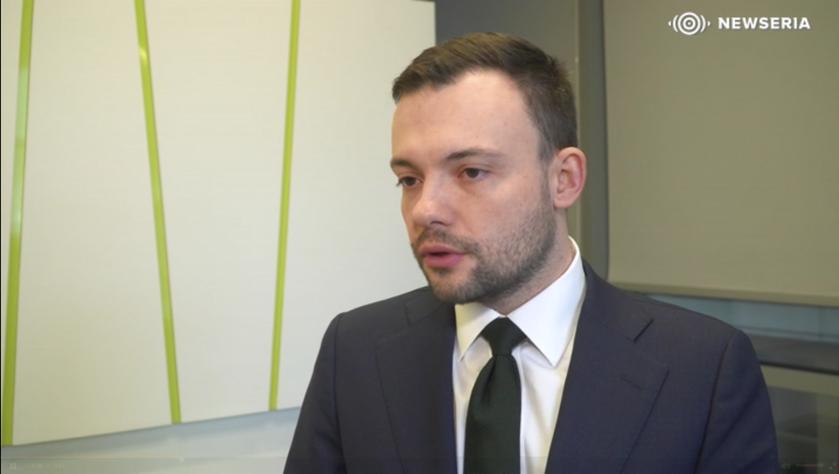 dr Radosław Sierpiński, p.o. prezesa Agencji Badań Medycznych