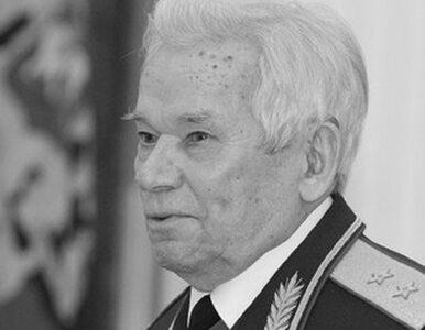 Znana data pogrzebu Kałasznikowa. Spocznie w Moskwie