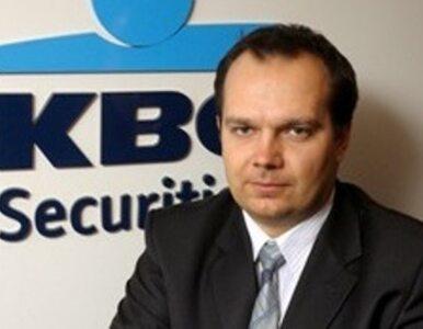 Grzegorz Zięba, analityk KBC Securities: Do zobaczenia po szczycie