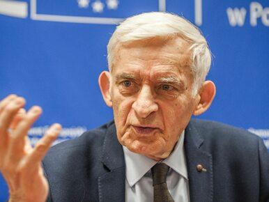 """Jerzy Buzek dementuje plotki. """"Nikt mi nie podsunął Lecha Kaczyńskiego"""""""