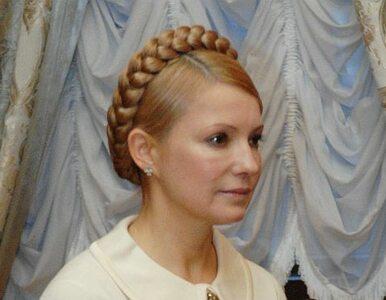 Tymoszenko nie może startować w wyborach