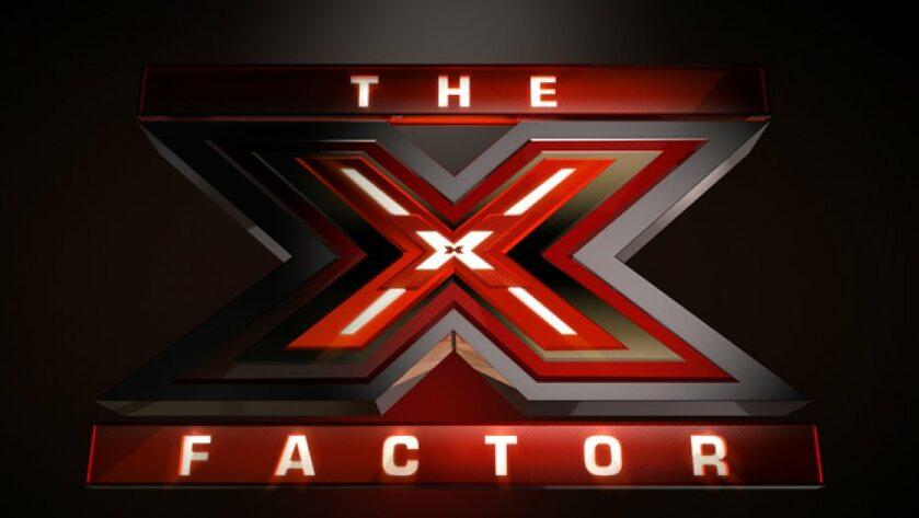 """Logo brytyjskiego programu """"X Factor"""""""
