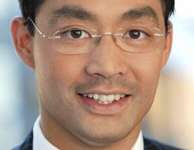 Roesler nowym szefem FDP