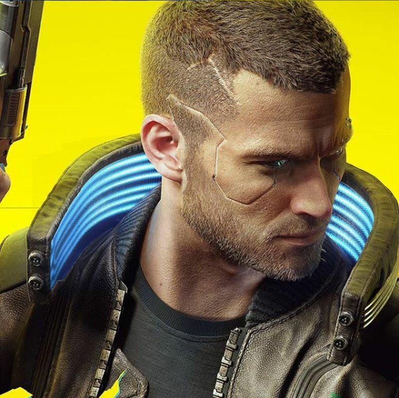 Główny bohater gry Cyberpunk 2077