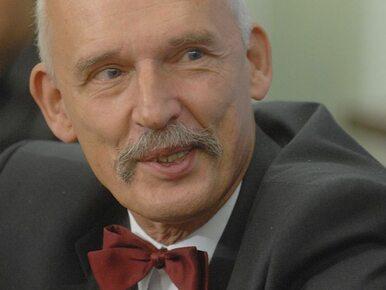 Korwin-Mikke: Niestety nie da się wynająć Putina