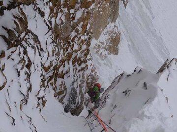 Narodowa wyprawa na K2. Nowe nagranie z drogi Denisa Urubki i Adama...