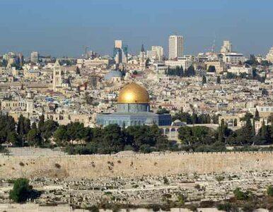 Jerozolima: Ukradł ciągnik, zabił przechodnia i przewrócił autobus
