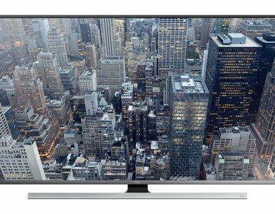 Doskonały telewizor LED UHD / 4K Samsung JU7000