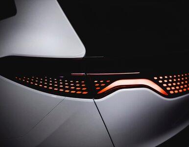 Detale Izery, polskiego samochodu elektrycznego, na filmie