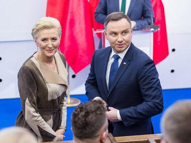 """Historia miłości pary prezydenckiej. """"Pojechaliśmy w podróż po Europie,..."""