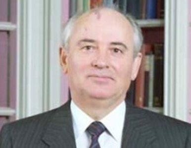 Gorbaczow boi się kolejnej zimnej wojny