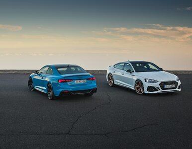 450 koni i 3,9 s do setki w nowym Audi RS 5 Coupé/Sportback