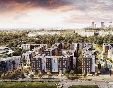 Osiedle na 1600 mieszkań. Największa inwestycja w historii dewelopera