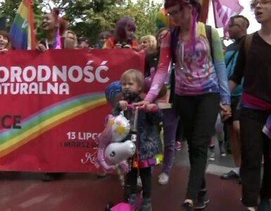 Ulicami Kielc przeszła pierwsza Parada Równości. Prezydent Wenta był...