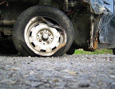 Wywrócone auta, śmierć, korki. A4 po paraliżu