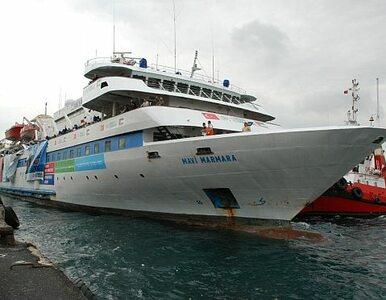 """Flotylla Wolności chce znieść """"nielegalną blokadę Gazy"""""""