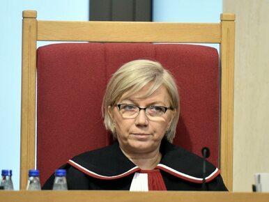 Sędziowie TK piszą do Julii Przyłębskiej. Chodzi o wybór składów...