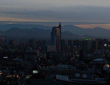 Wielka awaria prądu w stolicy Chile