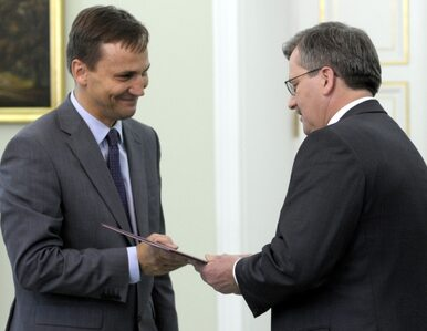 Spór o polskiego ambasadora na Ukrainie