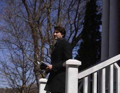 Justin Trudeau zapowiada pierwsze kliniczne testy szczepionki przeciwko...
