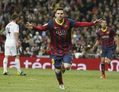 Kolejny rekord Messiego. Nikt tak nie strzelał w El Clasico