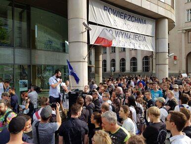 """""""Ratujmy memy"""", """"Stop ACTA 2.0"""". Protesty internautów na ulicach..."""