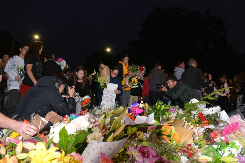 Po ataku w Christchurch