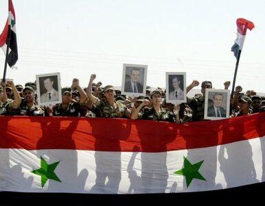 Arabowie mają dość Asada