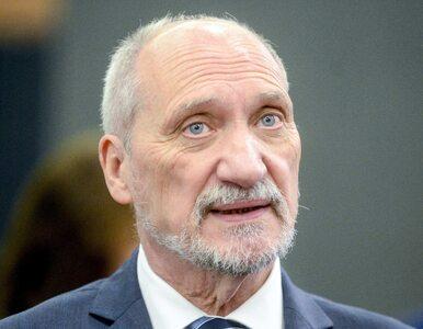 Macierewicz jako szef MON przekroczył uprawnienia? Prokuratura wszczęła...
