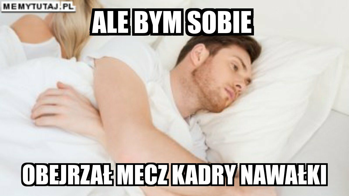 Reakcja kibiców po meczu Polska - Łotwa