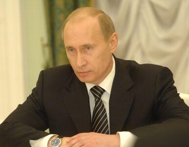 Pięta: Putin trzyma liderów PO za gardło