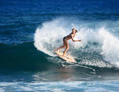 Straciła ramię wskutek ataku rekina. Znana surferka pokazała wyjątkowe...
