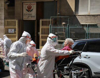 Ponad 115 tys. zakażeń we Włoszech. Zmarło kolejne 760 osób