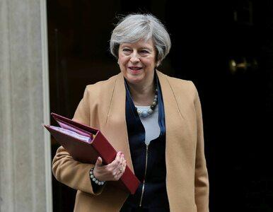 Szkocja grozi separacją. Theresa May mówi o większym zjednoczeniu