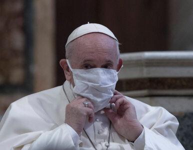 Związki partnerskie dla homoseksualistów? Papież: Nikt nie powinien być...