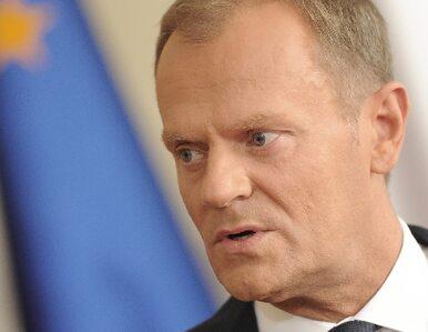 Tusk: Na żadnym ze spotkań z Putinem żadna tego typu propozycja nie padła
