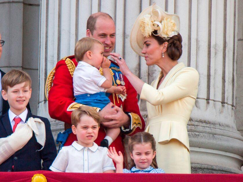 Członkowie rodziny królewskiej