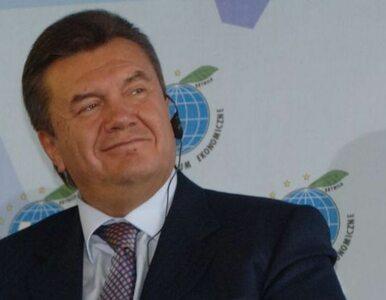 Ukraińskie MSW: Janukowycz ścigany listem gończym