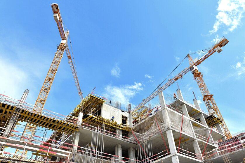 Budowa budynku mieszkalnego