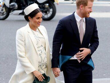Księżna Meghan i książę Harry opuszczają Pałac Kensington. Gdzie...