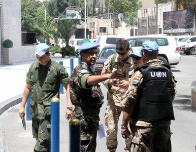 Koniec nadziei na pokój? ONZ zawiesza misję obserwatorów w Syrii
